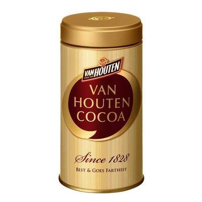 【月牙日系】日本進口 片岡 VAN HOUTEN 純可可亞粉《無糖》 COCOA 100g 純可可粉 巧克力