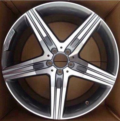 BENZ 2015 S-63最新款20吋鋁圈適ML R350 W222 CLK SL GLK W220 W221 CLS