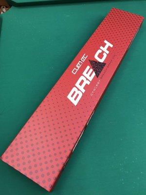 (集利撞球) 全新 Cuetec 黑前節 衝桿  Cynergy Breach 球桿