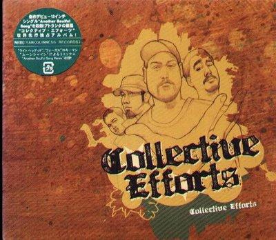K - COLLECTIVE EFFORTS - COLLECTIVE EFFORTS - 日版+2BONUS -NEW