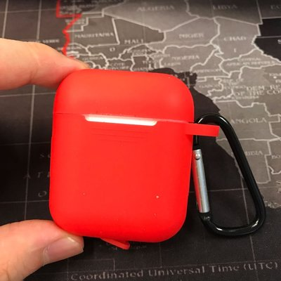 ipod charging box & red cover