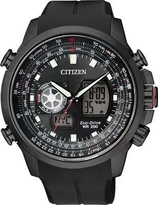 Citizen Eco-Drive Promaster JZ1066-02E Watch (New with Tags)