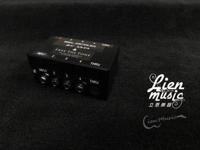 『立恩樂器』免運優惠 Free The Tone Signal Junction Box JB-41 訊號集線器