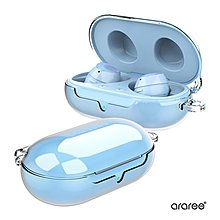 araree 三星 Galaxy Buds/Buds+ 藍牙耳機透明保護殼