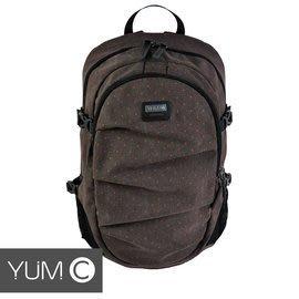 【風雅小舖】【美國Y.U.M.C. 格林系列Active Backpack 15.6吋筆電後背包 栗色】電腦包/雙肩背包