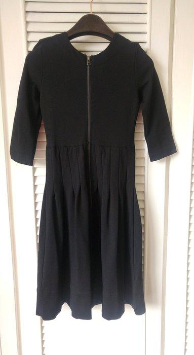 Diane von Furstenbe DVF 黑色經典小洋裝