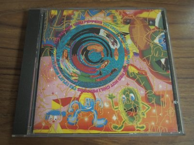 ◎MWM◎【二手CD】Red Hot Chili Peppers- The Uplift Mofo Party Plan