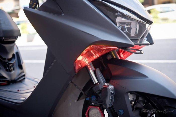 EPIC 部品 FORCE force 155 前方向燈護片 前方向燈貼片 燈罩 貼片式