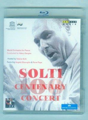 高清藍光碟 Solti Centenary Concert 索爾蒂百年音樂會 25G