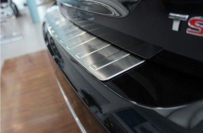 ** 福品小舖 ** 福斯 VW New POLO 6R 6C 專用 不銹鋼 後護板 行李箱 後備箱 護板(外置款C款)