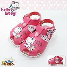 凱蒂貓 hello kitty 童鞋 勃肯涼鞋 【街頭巷口】小P孩寶貝城 KT819211-P