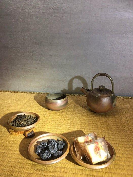 (店鋪不續租清倉大拍賣)簡銘炤先生,柴燒茶食小碟#411-1-2-3#原價每個1200元特價每個600元