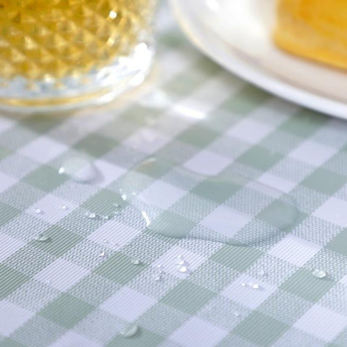 麥麥部落 桌布桌布防水防燙防油免洗田園小清新風風長方形餐桌布塑料茶幾桌MB9D8