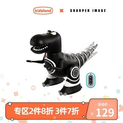 佰佰凱知樂 SHARPER IMAGE遙控小恐龍智能仿真動物機器人玩具兒童禮物