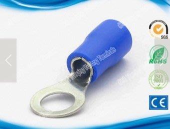 端子,冷壓接線端子  圓型 U型 Y型预绝缘端子 SVS2-5 100個/包/100元