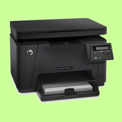 5Cgo 【權宇】HP LaserJet Pro MFP M127fn A4 多功能網路掃描影印傳真單色雷射事務機 含稅