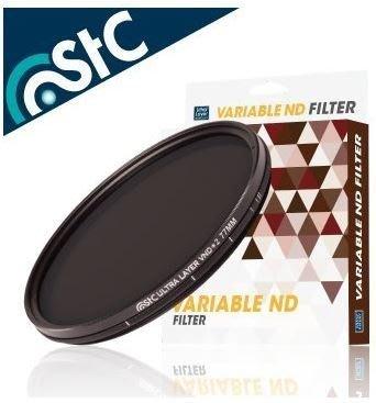 晶豪泰 【STC】Ultra Layer Variable ND2~1024 Filter 72mm 輕薄可調式減光鏡