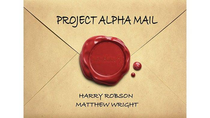【天天魔法】【S1036】正宗原廠~Project Alpha by Harry Robson and Matthew