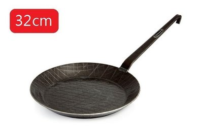 【大山野營】德國 Petromax SP32 Wrought Iron Pan 鍛鐵煎鍋 平底鍋 32cm