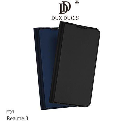 *phone寶*DUX DUCIS Realme 3/Realme 3 Pro 奢華簡約側翻皮套 可站立 可插卡 保護套