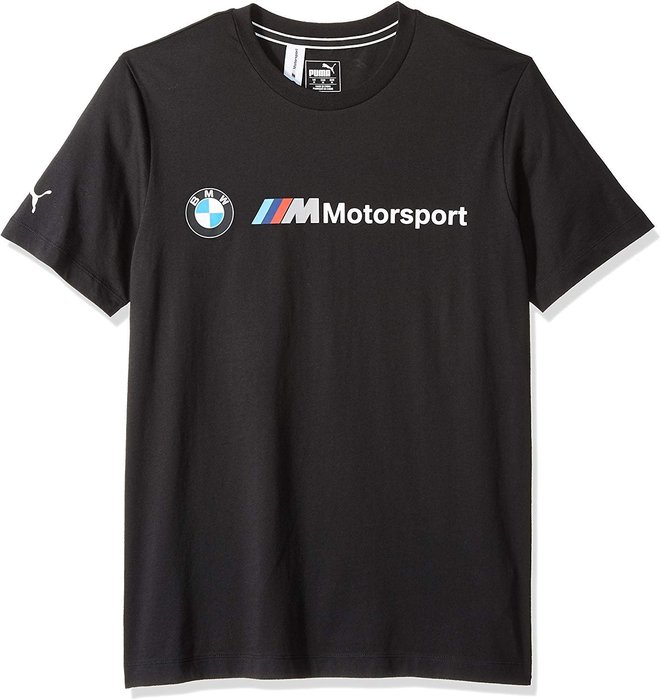 T☆【Puma男生館】☆【PUMA X BMW Motorsport短袖T恤】☆【PU001E9】(L)原價1299