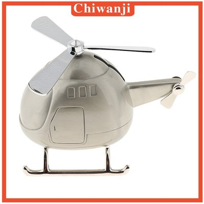 #現貨直出  Lovely Cartoon Helicopter Piggy Bank Money Box-MDI285
