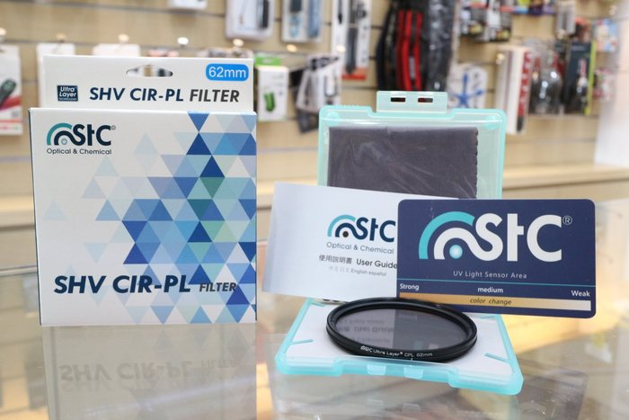 【日產旗艦】台灣製 STC CPL 環型 偏光鏡 62mm 另售 B+W Marumi Kenko Sunpower