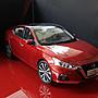 原廠1/18 NISSAN ALTIMA 模型車 (紅色) 瑕疵
