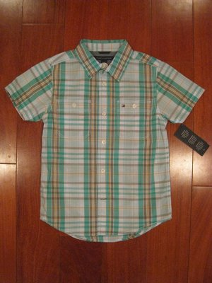 Tommy Hilfiger 男童休閒衫 #尺寸 6 歲