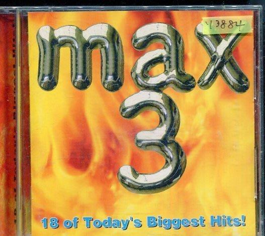 *還有唱片行* MAX 3 二手 Y3884