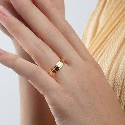 Piaget/伯爵POSSESSION時來運轉系列情侶戒指求婚 情人節禮物 訂婚 情侶款
