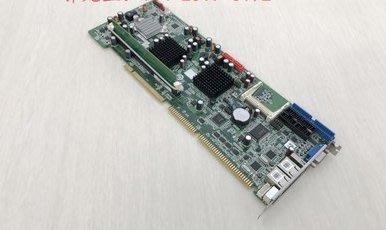工業電腦主機板維修  威強電 IEI 工業 主機板 WSB-945GSE-N270-R10 REV 1.0