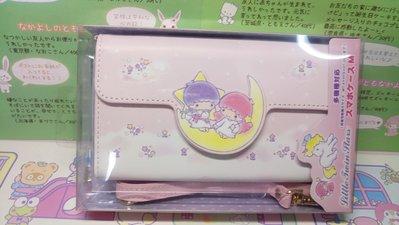 雙子星店 Sanrio Little Twin Stars  雙子星 KiKi LaLa 手挽電話袋 電話套   日本