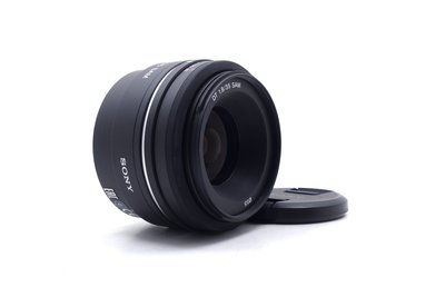【台中青蘋果】Sony DT 35mm f1.8 SAM SAL35F18 二手 人像鏡 單眼鏡頭 公司貨 #61854