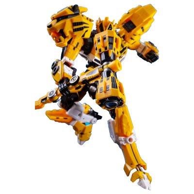 現貨第三方變形玩具金剛TE MM-01 MM01 YS-01 黃蜂虎 模型
