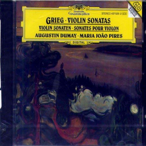 【優惠】葛利格:小提琴奏鳴曲 / 杜梅&皮耶絲 --- 4375252