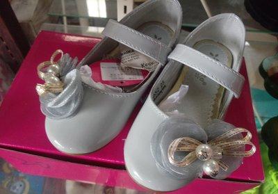 PRIVATE 娃娃鞋 公主鞋 花童鞋 灰色款