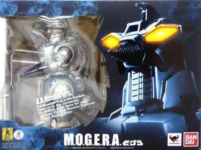 日本正版 萬代 S.H.MonsterArts SHM 摩傑拉 MOGERA 模型 公仔 日本代購