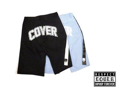 Cover Taiwan 官方直營 工作褲 籃球褲 休閒短褲 海灘褲 MMA UFC 黑 白 虎斑迷彩 DICKIES