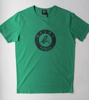 agnes'b sport b   LOGO短袖T恤