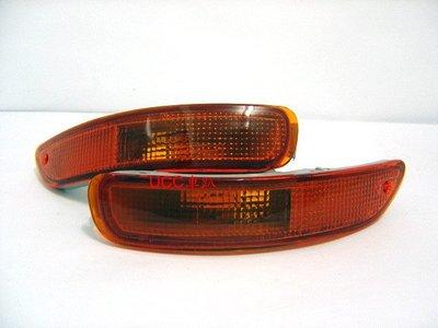 【UCC車趴】TOYOTA 豐田 COROLLA 93 94 95 96 97 前保險桿 黃方向燈(保桿燈)