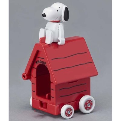 Dream TOMICA Ride on R01 史努比 Snoopy x House car (887270)