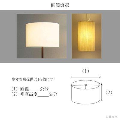 訂製燈罩 🔰 新手上路 第2章【燈罩是什麼造型呢?】