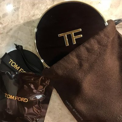 跟Selia日本購TOM FORD TF氣墊 黑金啞光氣墊粉底BB 0.5 0.7 1.2 1.5 替換芯