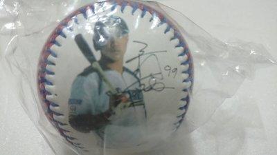 北海道火腿鬥士隊大王王柏融紀念肖像球一顆~350元起標