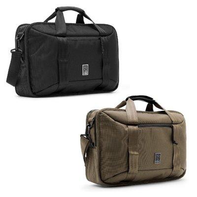 { POISON } CHROME VEGA TRANSIT BRIEF 可肩背後背雙用包 都會型態 簡約強固設計