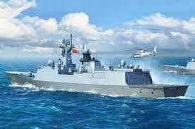 【TRUMPETER 06727】小號手 1/700 中國 PLA 054A型 導彈護衛艦