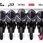 ♚賽車手的試衣間♚ Zero Gravity® Kawasaki Ninja 400 2018-19 SR款 風鏡