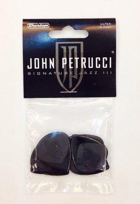 立昇樂器 Dunlop John Petrucci Jazz III (6片裝) 427P 電吉他彈片 Pick 彈片