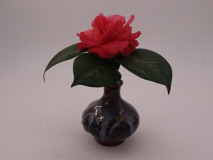 AB-003簡約現代台面創意陶瓷流釉花瓶插花家居陶瓷工藝品擺件
